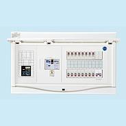 エコキュート(電気温水器)+IH+太陽光発電用 日東工業 エコキュート用ブレーカ容量30A主幹3P60A 入線用端子台付(ドア付)リミッタスペースなし 分岐20+2HCB3E6-202STLR3B 露出・半埋込共用型 HCB形ホーム分電盤
