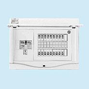 日東工業 エコキュート(電気温水器)+IH用 HCB形ホーム分電盤 二次側分岐タイプ(ドア付)リミッタスペースなし 露出・半埋込共用型 エコキュート用ブレーカ30A主幹3P60A 分岐22+2HCB3E6-222E2B