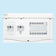 日東工業 ガス発電・給湯暖冷房システム用 HCB形ホーム分電盤(ドア付)リミッタスペースなし 露出・半埋込共用型主幹3P75A 分岐28+2HCB3E7-282GCA
