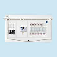 日東工業 エコキュート(電気温水器)+IH+蓄熱+太陽光発電用 HCB形ホーム分電盤 入線用端子台付 STLR404タイプ(ドア付)リミッタスペースなし 露出・半埋込共用型 電気温水器用ブレーカ容量40A主幹3P75A 分岐28+2HCB3E7-282STLR404B