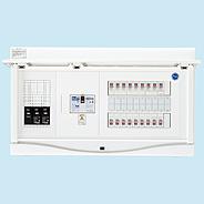 日東工業 エコキュート(電気温水器)+IH+蓄熱用 HCB形ホーム分電盤 入線用端子台付 TL404タイプ(ドア付)リミッタスペースなし 露出・半埋込共用型 電気温水器用ブレーカ容量40A主幹3P75A 分岐40+4HCB3E7-404TL404B