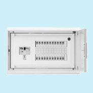 日東工業 HMB形ホーム分電盤 基本タイプ(ドア付・スチール製キャビネット使用)リミッタスペースなし 露出・埋込共用型主幹3P75A 分岐12+0HMB3E7-120A