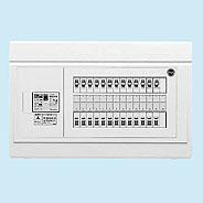 日東工業 エコキュート(電気温水器)+IH用 HPB形ホーム分電盤 二次側分岐タイプ(ドアなし)リミッタスペースなし 露出・半埋込共用型 エコキュート用ブレーカ30A主幹3P50A 分岐10+2HPB3E5-102E2B