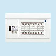 日東工業 エコキュート(電気温水器)+IH用 HPB形ホーム分電盤 一次送りタイプ(ドアなし)リミッタスペースなし 露出・半埋込共用型 電気温水器用ブレーカ40A主幹3P75A 分岐14+2HPB3E7-142TB4B
