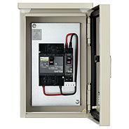 日東工業 ホーム分電盤PHV・EV専用回路付ユニット 屋外用OAS-EV