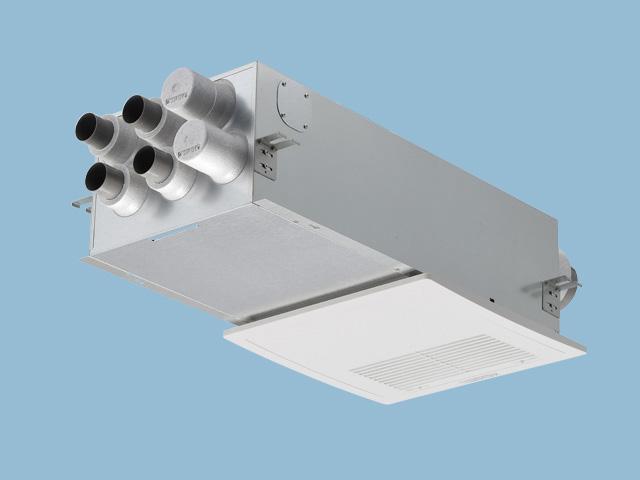 気調システム住宅用 熱交換気ユニットDCモーター 温度センサー付FY-14VBD2ACL Panasonic パナソニック エアテクト 140立方m/hタイプ 熱交気調(カセット形)