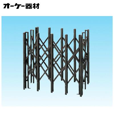 オーケー器材(ダイキン) エアコン部材ルームエアコン 室外機用化粧フェンスK-BFLB11T