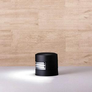 東芝ライテック 施設照明屋外用照明器具 LEDガーデンライト 片側ルーバー付 ポールなしEFX-12503K