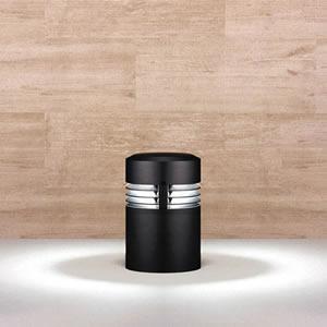 東芝ライテック 施設照明屋外用照明器具 LEDガーデンライト 全周ルーバー付 ショートポールEFX-21502KS