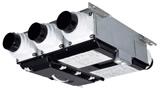 ●三菱電機 換気扇ロスナイセントラル換気システム薄型ベーシックシリーズ VL-15CZ3-R