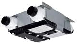 三菱電機 換気扇ロスナイセントラル換気システム薄型ベーシックシリーズ VL-20PZM3-R
