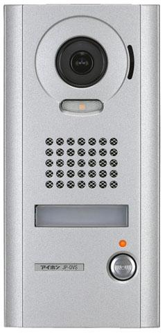 アイホン ビジネス向けインターホンセキュリティインターホンJPシステムカメラ付ドアホン子機(接店入力付)JP-DVS