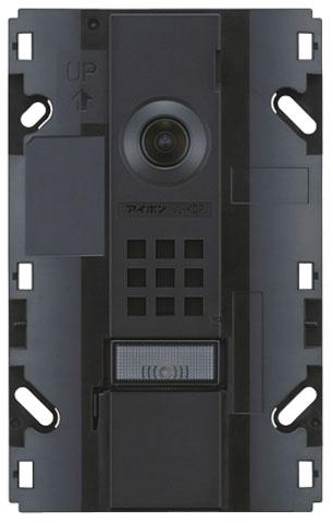アイホン ブラウザ搭載タッチパネル式テレビドアホンカメラ付玄関子機VJ-KDP