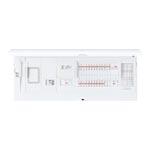 パナソニック Panasonic 住宅分電盤 スマートコスモレディ型 創エネ対応 リミッタースペース付ダブル発電対応/フリースペース付回路数22+2 主幹容量75ABHRF37222GJ