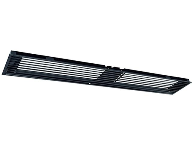 三菱電機 エアースイングファンシステム部材ブリーズライングリル 高天井・吹抜用AS-GB1508B-BK