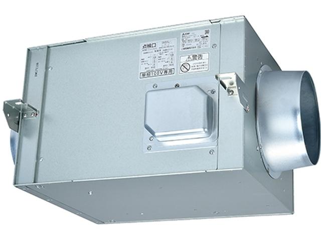 三菱電機 空調用送風機ストレートシロッコファン天吊埋込タイプ標準形 事務所・会議室用 単相100VBFS-65SG