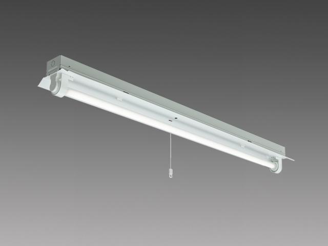 三菱電機 施設照明LED非常用照明器具 電池内蔵 直管LEDランプ搭載形Lファインecoシリーズ 防雨・防湿形器具30分間定格形 反射笠タイプ 1灯用 直付・吊下兼用形防水ケース入り 昼白色EL-LW-HH4101A/3 AHN