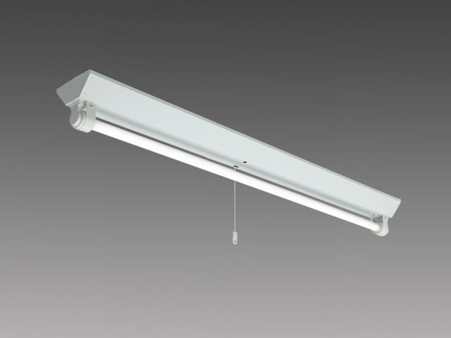 三菱電機 施設照明LED非常用照明器具 電池内蔵 直管LEDランプ搭載形Lファインecoシリーズ 防雨・防湿形器具30分間定格形 階段通路誘導灯兼用形逆富士タイプ 1灯用 天井直付専用防水ケース入り 昼白色EL-LW-VH4101A/3 AHN