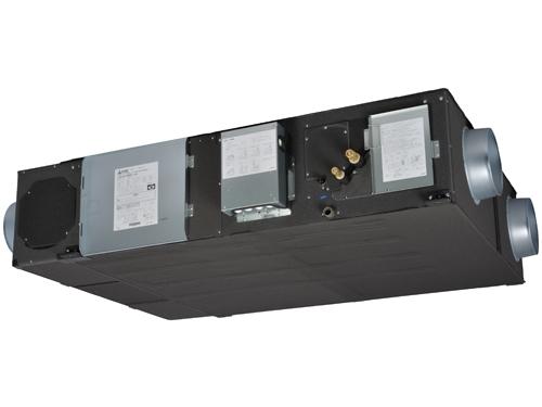 ●三菱電機 業務用ロスナイ天井埋込形加熱加湿付直膨タイプ事務所・テナントビル用 単相200VLGH-N50RDF2