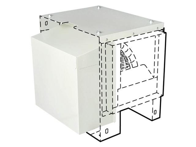 三菱電機 空調用送風機用システム部材屋外設置用カバーPS-45CVR
