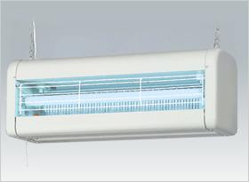 三興電機 電撃殺虫器 インセクト・キール湿度の高い場所向け 厨房・食品工場・市場・店舗など屋内専用 30W 吊り下げ型NSD30210