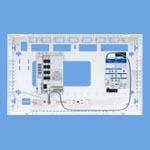 パナソニック Panasonic 電設資材マルチメディア対応配線器具 マルチメディアポートALLシリーズ ギガ4K・8K10M/100M/1GスイッチングHUB内蔵双方向CATV/UHF・BS・110度CSブースタ(8分配)内蔵WTJ4761