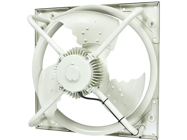 ●三菱電機 産業用有圧換気扇低騒音形 3相200/220V 60Hz工場・作業場・倉庫用【排気専用】EWH-105MTA-60
