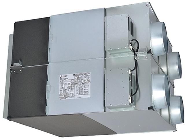 ●三菱電機 業務用ロスナイ天井埋込形 事務所・ホール・テナントビル用単相200V マイコンタイプ(フリープラン対応形)LGH-N150RX3D