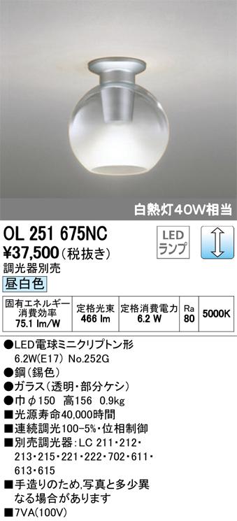 【9/4 20:00~9/11 1:59 エントリーとカードでポイント最大34倍】OL251675NCオーデリック 照明器具 LED小型シーリングライト 昼白色 調光可 白熱灯40W相当 OL251675NC