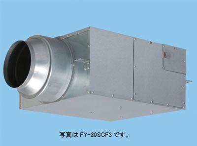 Panasonic ダクト用送風機器消音形キャビネットファン 三相200V FY-25SCT3