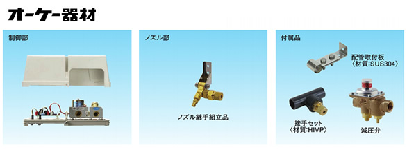オーケー器材(ダイキン) エアコン部材スカイエネカット 設備エアコン用タイプ50HPクラス用K-ESSD50DB