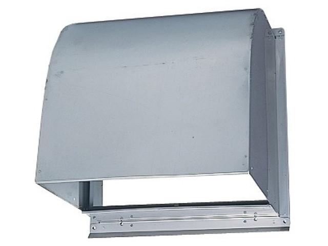 P-20CVSD5標準換気扇用 ステンレス製 防火ダンパー付ウェザーカバー(防火形)温度ヒューズ72℃溶断 20cm用三菱電機 換気扇用システム部材