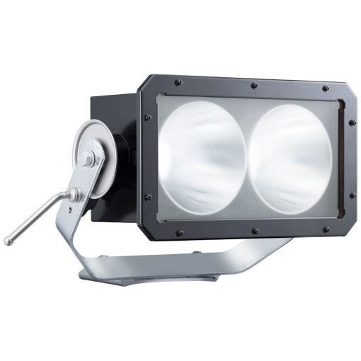 照明器具やエアコンの設置工事も承ります 電設資材の激安総合ショップ E36211M FCSAN8LED投光器 レディオック フラッド フルカラー 演出照明 屋内用 新生活 人気ブランド多数対象 80Wタイプ中角 施設照明 屋外 電源ユニット別置岩崎電気