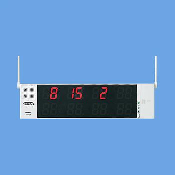 Panasonic 電設資材ワイヤレスコール小電力型ワイヤレスサービスコール 受信器ECE3102K