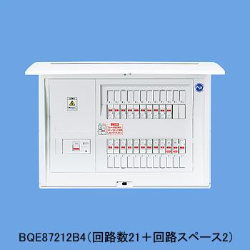 パナソニック Panasonic 電設資材住宅分電盤・分電盤エコキュート・電気温水器・IH対応住宅分電盤BQE810332B4