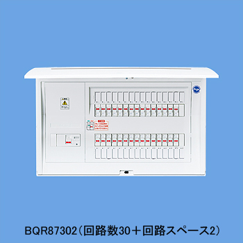 パナソニック Panasonic 電設資材住宅分電盤・分電盤コスモパネル コンパクト21BQR810204
