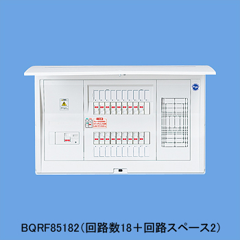 パナソニック Panasonic 電設資材住宅分電盤・分電盤スッキリパネル コンパクト21BQRF81016