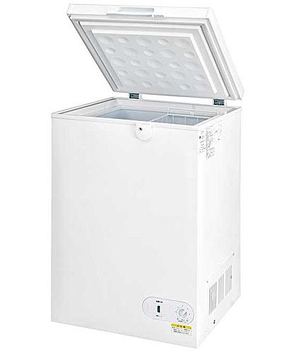 ●【メーカー3年保証付き】 シェルパ 業務用 冷凍ストッカー(冷凍庫) オープンタイプORシリーズ 容量140L152-OR