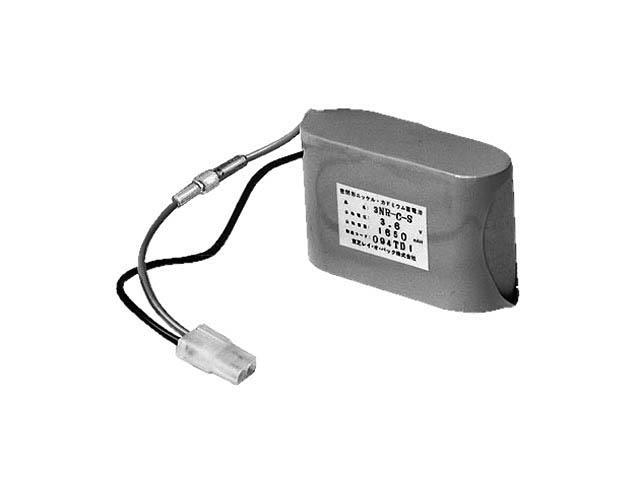 東芝ライテック 施設照明部材誘導灯・非常用照明器具用 交換電池4NR-DT-S B