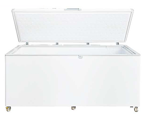 ●シェルパ 業務用 冷凍ストッカー(冷凍庫) オープンタイプORシリーズ 容量556L556-OR