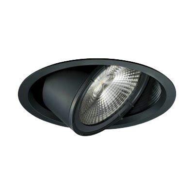 マックスレイ 照明器具基礎照明 GEMINI-L LEDユニバーサルダウンライトφ150 広角 高出力タイプ HID70Wクラス電球色(3000K) 連続調光60-20712-02-91