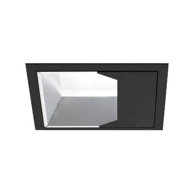 マックスレイ 照明器具基礎照明 INFIT LEDベースダウンライト □125広角 HID35Wクラス 温白色(3500K) 連続調光60-20821-02-95