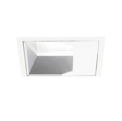 マックスレイ 照明器具基礎照明 INFIT LEDウォールウォッシャーダウンライト□125 広角 HID35Wクラスホワイト(4000Kタイプ) 連続調光60-20823-00-97