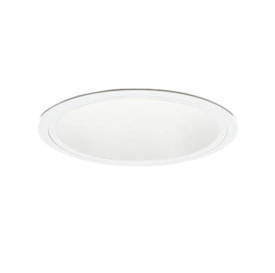 マックスレイ 照明器具基礎照明 LEDベースダウンライト φ125 広角HID35Wクラス ホワイト(4000Kタイプ) 連続調光60-20908-10-97
