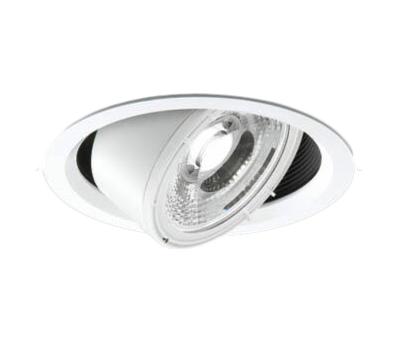 マックスレイ 照明器具基礎照明 GEMINI-M LEDユニバーサルダウンライトφ125 中角 浅型 HID35Wクラス温白色(3500K) 連続調光61-20714-00-95