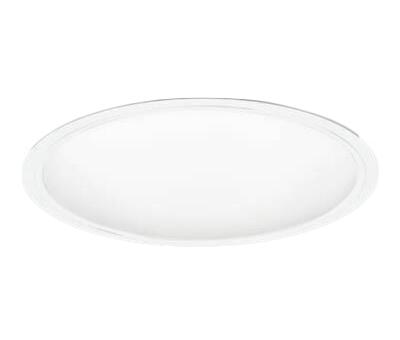 マックスレイ 照明器具基礎照明 LEDベースダウンライト φ200 広角HID150Wクラス 温白色(3500K) 連続調光61-20890-10-95