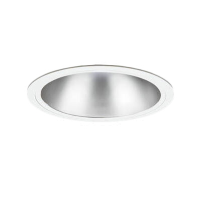 マックスレイ 照明器具基礎照明 LEDベースダウンライト φ125 広角HID70Wクラス ホワイト(4000Kタイプ) 連続調光61-20906-00-97