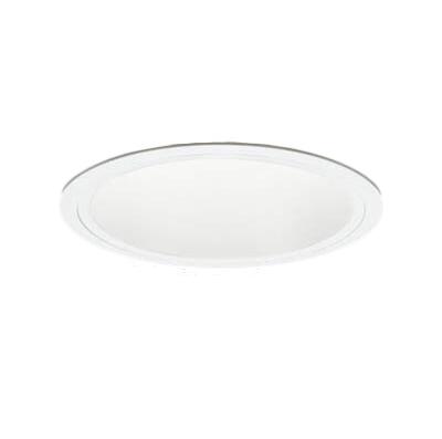 マックスレイ 照明器具基礎照明 LEDベースダウンライト φ125 広角HID70Wクラス ウォームプラス(3000Kタイプ) 連続調光61-20906-10-91