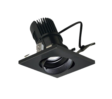 マックスレイ 照明器具基礎照明 CYGNUS SYSTEM DOWNLEDユニバーサルダウンライト 低出力タイプ 狭角JR12V50Wクラス 白色(4000K) 連続調光65-01540-02-97