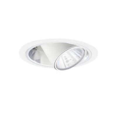 マックスレイ 照明器具基礎照明 LEDユニバーサルダウンライト φ100中角 JDR65Wクラス 白色(4000K) 連続調光65-20591-00-97
